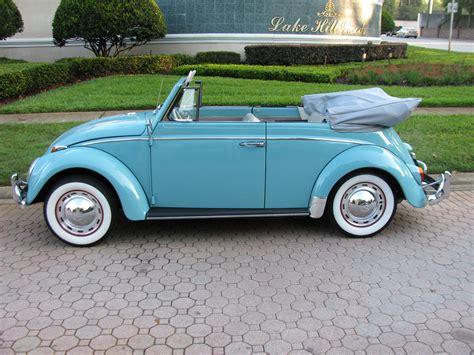 vintage volkswagen volkswagen beetle convertible classic