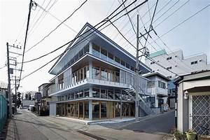 Substrate Factory Ayase    Aki Hamada Architects