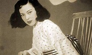 李香兰(日本演艺明星,国会议员山口淑子的化名)_百度百科