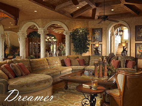 + Ideas About Mediterranean Living Rooms On Pinterest