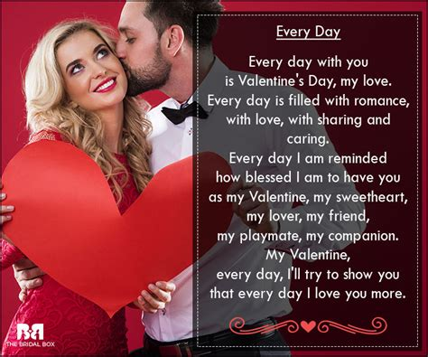 Valentine Love Poems: 15 Professions Of Love Poetic Style!
