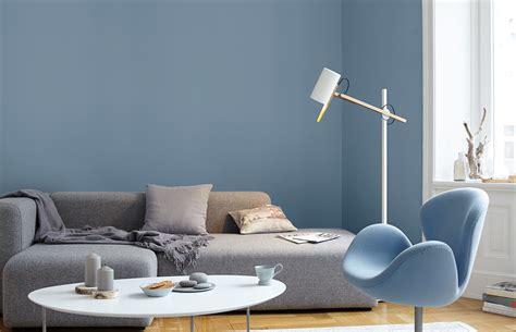badezimmer anstrich premium wandfarbe blau graublau alpina feine farben