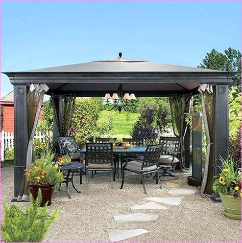 Backyard Canopy Gazebo by Backyard Canopy Ideas Patio Canopy Gazebo Home