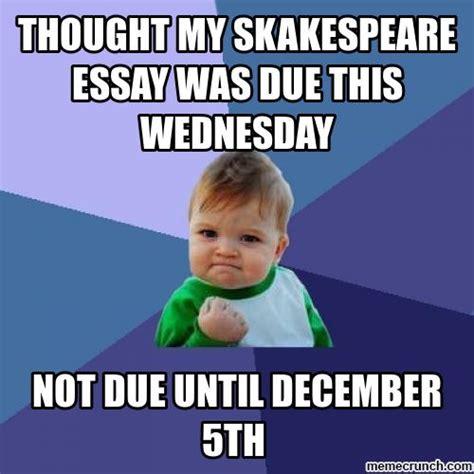 Meme Crunch - shakespeare meme