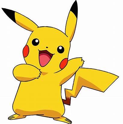 Pikachu Characters Pokemon Character Personality Cartoon Names