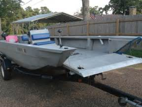 Aluminum Boats Jet Pictures