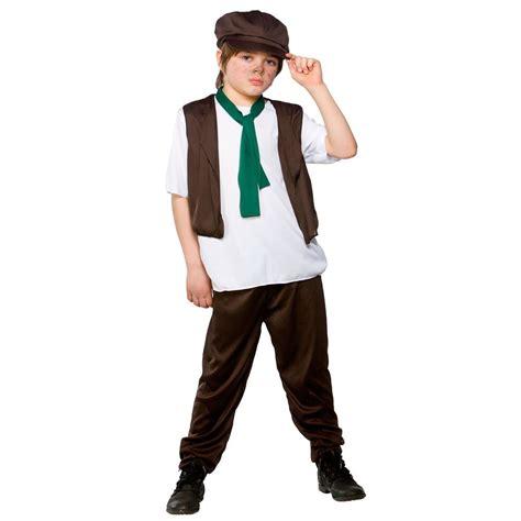 Boys Girls Tudor Victorian Book Week Fancy Dress Costumes Kids Child Outfit   eBay