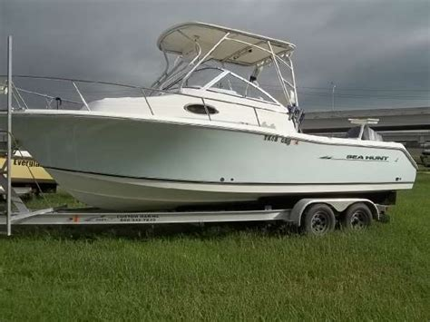 Sea Hunt Victory Boats For Sale by Sea Hunt Victory 245 Boats For Sale Boats