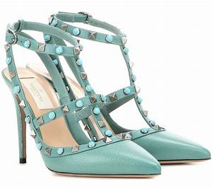 14 New Valentino Rockstud Shoes For Summer 2016 | Fashion ...