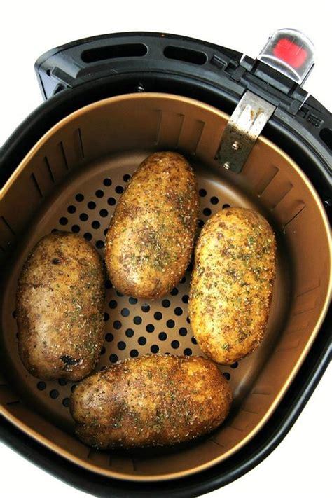 fryer air potatoes baked easy recipes recipe oven ninja xl potato baking crispy skin