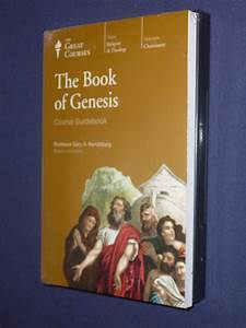 Teaching Co Great Courses Cds The Book Of Genesis New