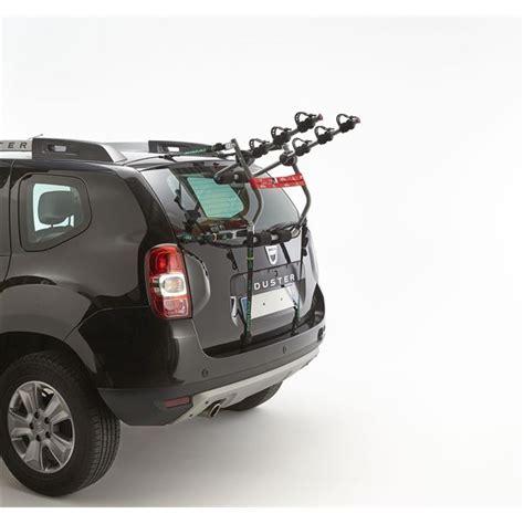 siege windows porte vélos sur hayon à sangles feu vert s3v pour 3 vélos