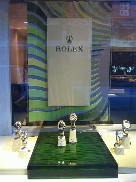 rolex window display yelp