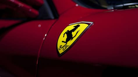 ferrari logo wallpaper ferrari logo hd wallpapers high definition free