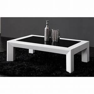 Soldes Table Basse : soldes table basse table basse blanc laque pas cher ~ Teatrodelosmanantiales.com Idées de Décoration