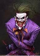 Comic Art  The Joker  ...