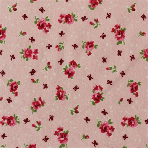 fabric shabby chic pink shabby chic floral cotton poplin fabric lovefabric ie