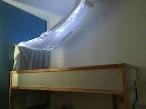 Tringle Extensible Autobloquante Ikea : ciel de lit ikea elegant lit extensible blanc avec ~ Dailycaller-alerts.com Idées de Décoration