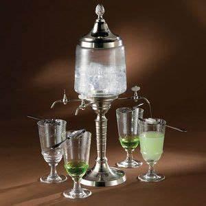 Fontaine A Alcool : authentic french absinthe fountain set absynthe vert fontaine absinthe boisson ~ Teatrodelosmanantiales.com Idées de Décoration