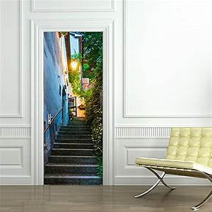 ★FREE SHIPPING★CaseFan 3D Drawbridge Door Wall Mural ...
