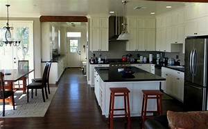 open kitchen dining room design pictures decor references With kitchens with dining areas designs