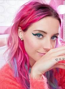 Nuance De Rose : 1001 photos impressionnantes de cheveux rose fonc ou ~ Melissatoandfro.com Idées de Décoration