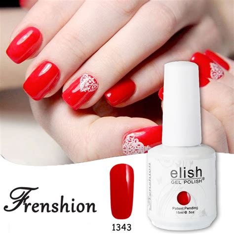 frenshion vernis semi permanent uv gel nail gel coloris gel