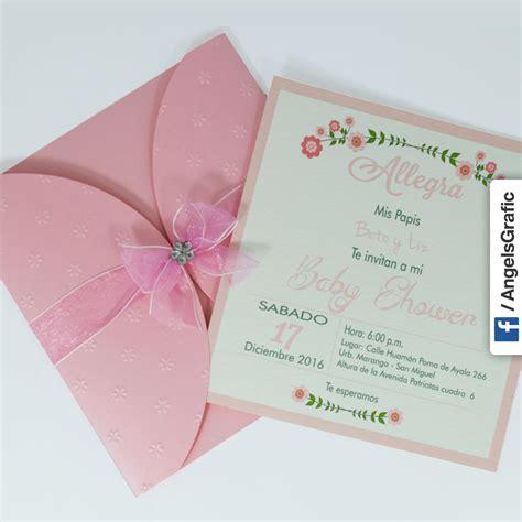 de tarjetas uniformales tarjeta de invitaci 243 n para baby shower bs 403