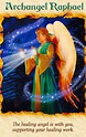 Archangel Raphael is with you, supporting your healing ...