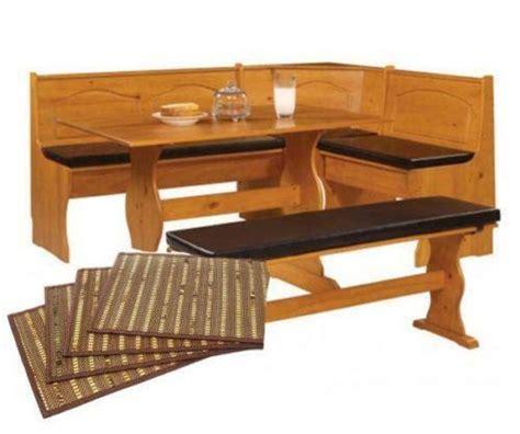 Kitchen Bench German by Breakfast Nook Bench Dining Sets Ebay
