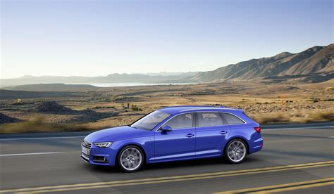 New Audi A4  Orders Now Open