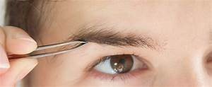 How To Pluck Your Own Eyebrows