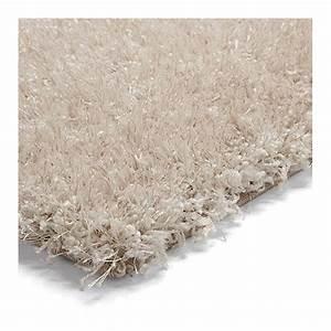 Tapis Shaggy Blanc : tapis cosy glamour shaggy blanc esprit home 80x150 ~ Teatrodelosmanantiales.com Idées de Décoration