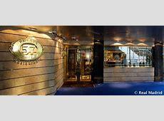 Restaurantes y cafeterías en el Bernabeu Real Madrid CF