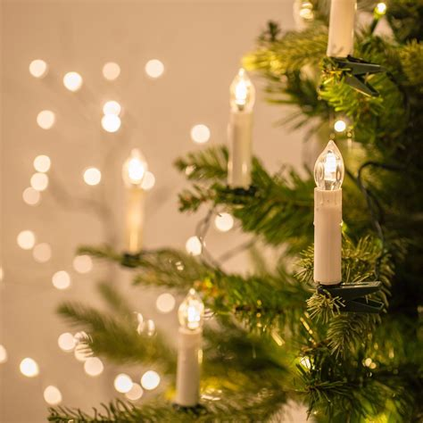 led kerzen lichterkette weihnachtsdemo weihnachtskerzen