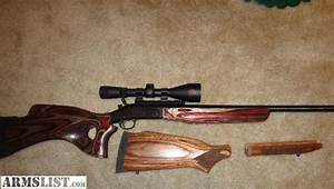 ARMSLIST - For Sale: H&R 243 varmint