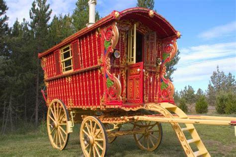 galician garden gypsy caravan