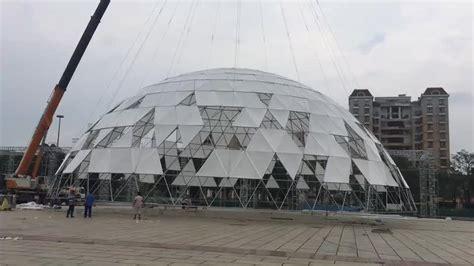 tenda geodetica su misura 40 m geodetica tenda a cupola tenda a cupola per