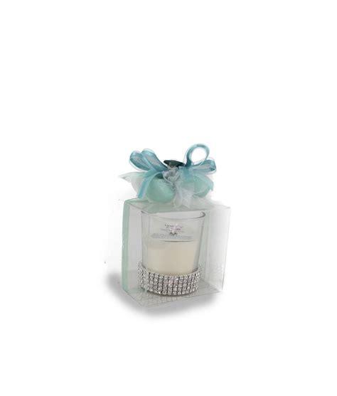 candela bomboniera bomboniera candela profumata strass nonsolocerimonie it