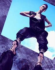 Leather Fashion Editorial