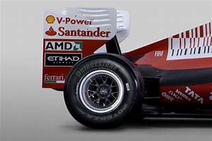 What do the gills in the rear wing do in a race car design