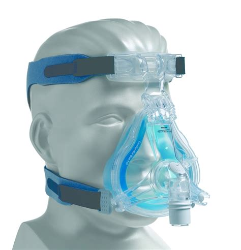Extra Large Philips Respironics ComfortGel Blue Full Face ...