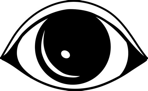 simple eye clipart black and white simple eye clipart black and white hd letters