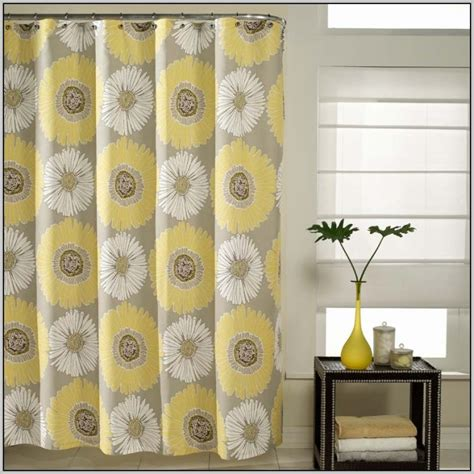 Yellow And Gray Curtains Ikea by Yellow Black And Gray Curtains Curtains Home Design