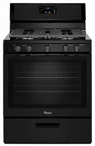 5 1 Cu  Ft  Freestanding Gas Range With Five Burners