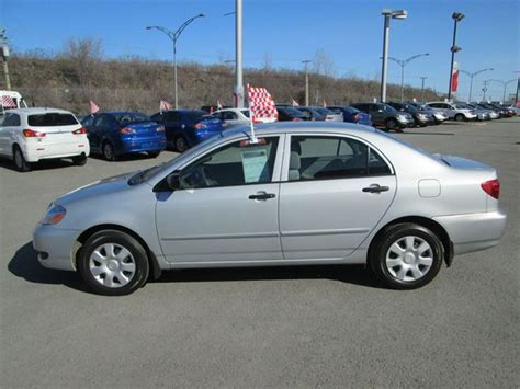 2008 Toyota Corolla Ce by 2008 Toyota Corolla Ce Laval Car For Sale 1523681