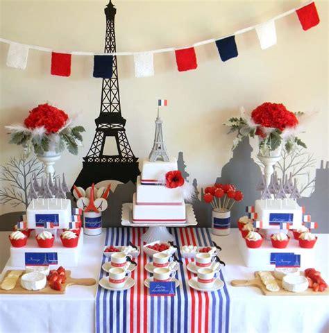 inspiration  paris party celebrate decorate