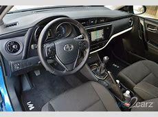 FIRST DRIVE 2016 Scion iM Web2Carz