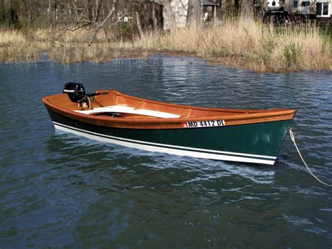 chesapeake light craft introduces  utility skiff
