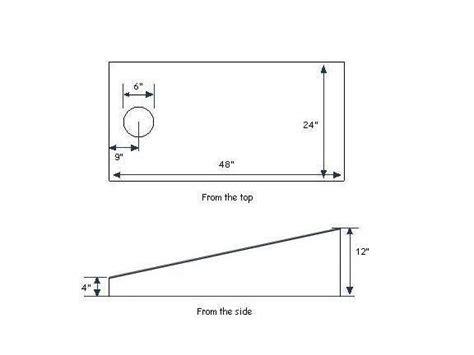 cornhole playing equipment boards  bags design info